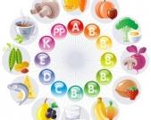 Vitaminai, jų šaltiniai ir išsaugojimo būdai