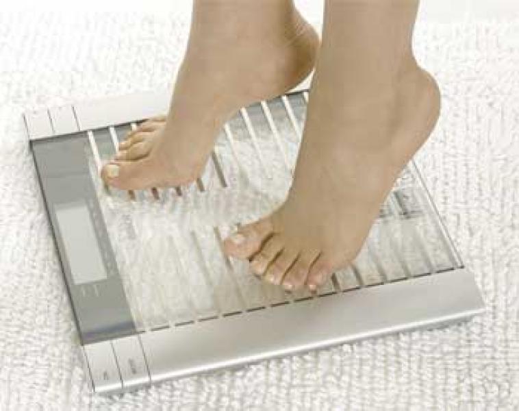 как сбросить 1 кг за день